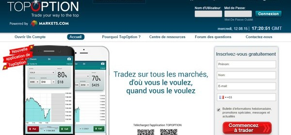Banc de Binary Avis|broker option binaire – fimasinternational.fr