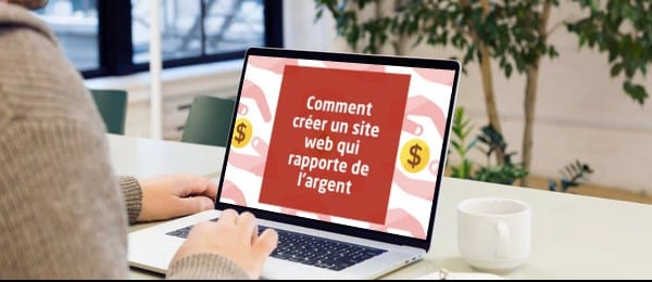 autant dargent que possible sur Internet