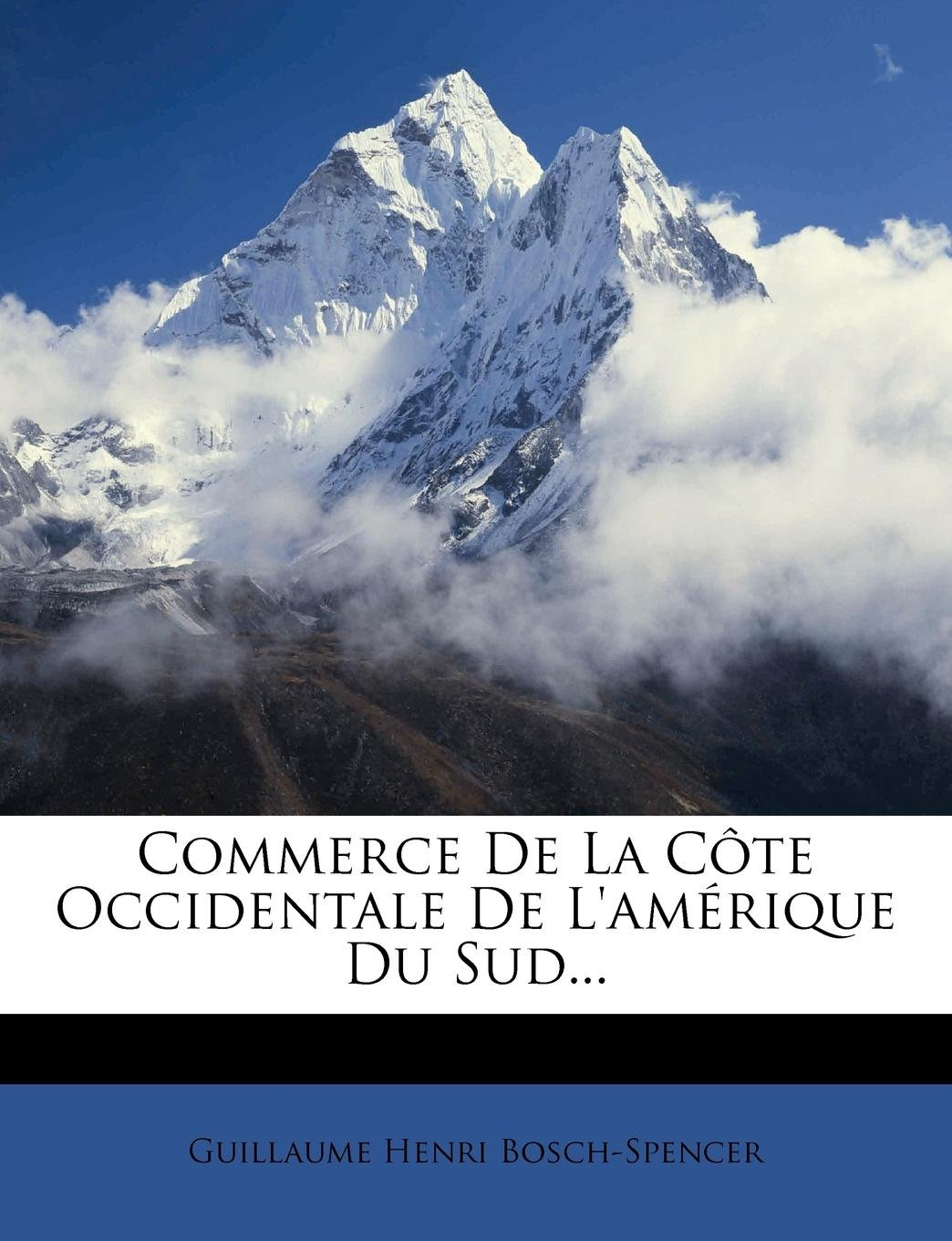 Le commerce Sud-Sud
