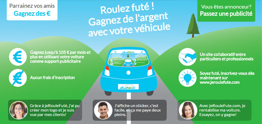 gains dargent de voiture Internet