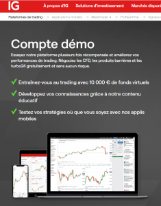 Demo Trading avec k € | Top 8 Comptes Demo
