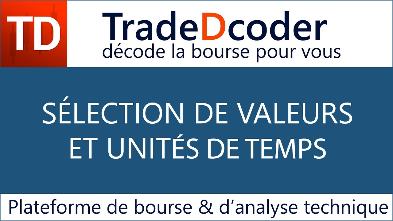 trading valeur temps