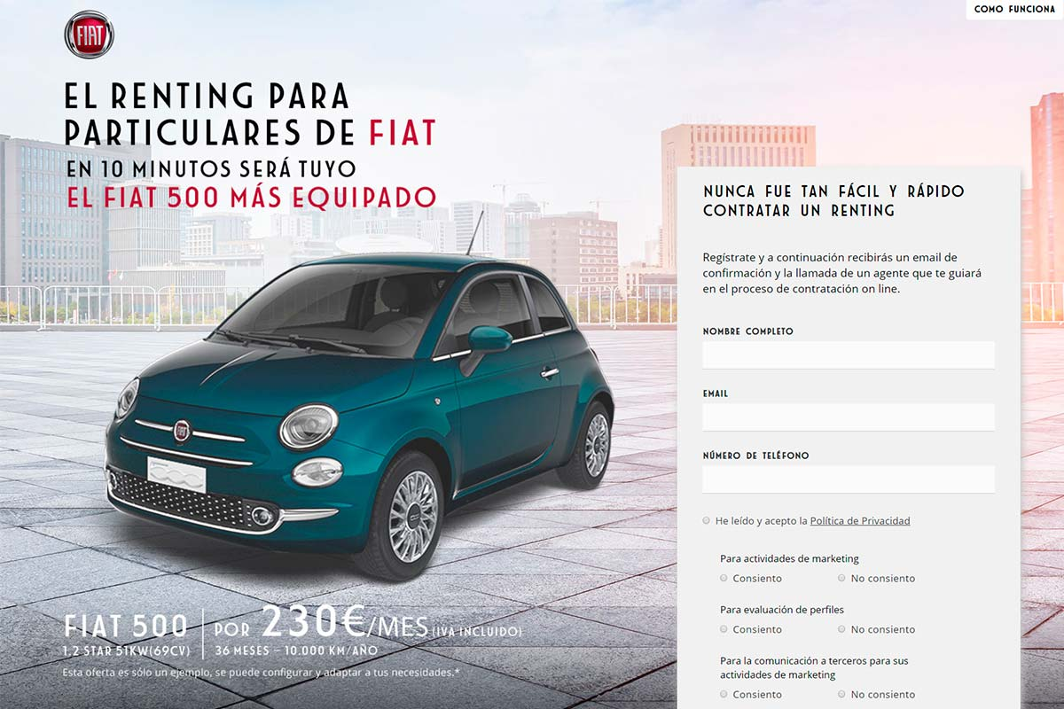 commerce fiat