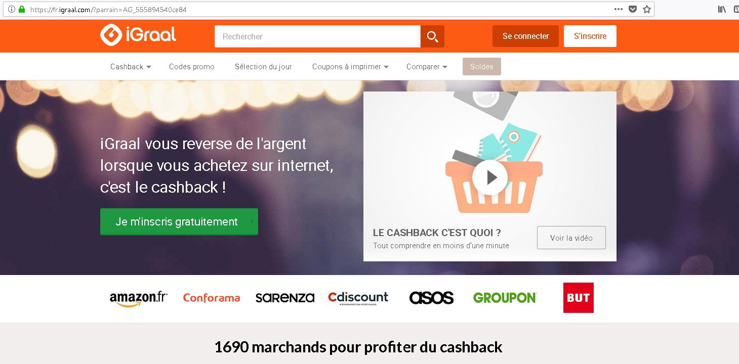 100 gains sur Internet sans investissements