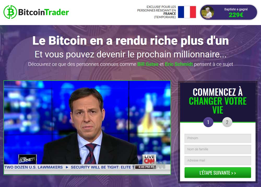 gains avec les avis bitcoin Accord des participants LLC avec condition doption