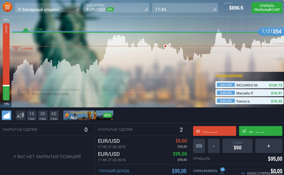 options de trading sur pc)