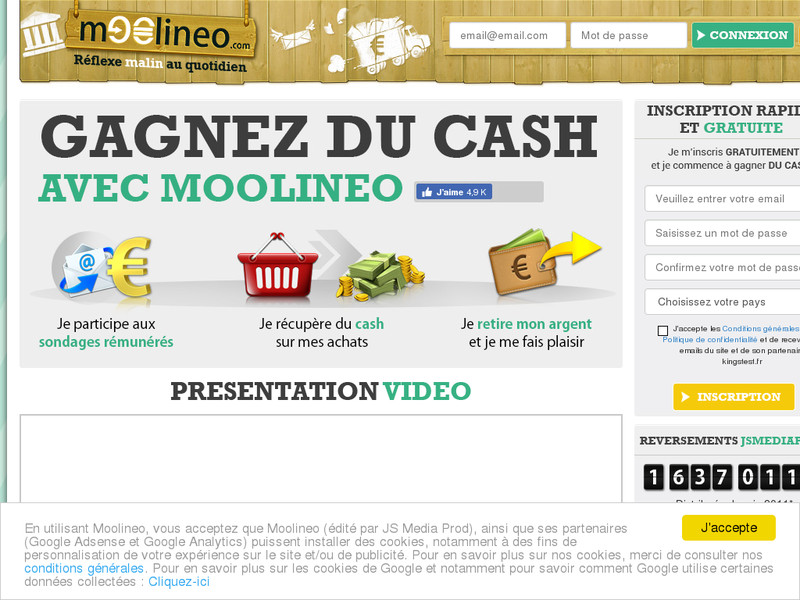 site officiel faire de largent