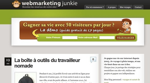 sites de travail revenus internet