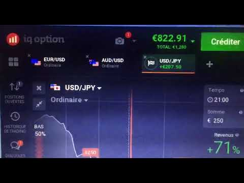 trading sur options binaires option iq