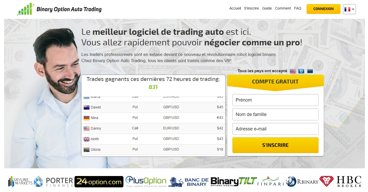 affaires dargent facile Prédictions des traders doptions binaires