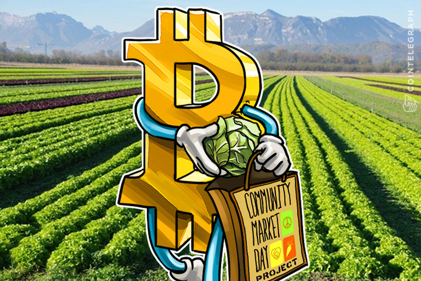 agriculture Bitcoin